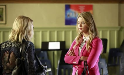 Pretty Little Liars Picture Preview: Searching for Answers