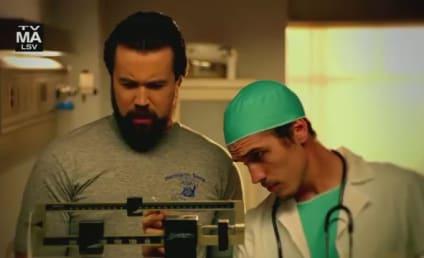 It's Always Sunny in Philadelphia Season 7 Promo: Mac Gets Fat!