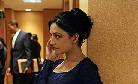 Kalinda Sharma at Work