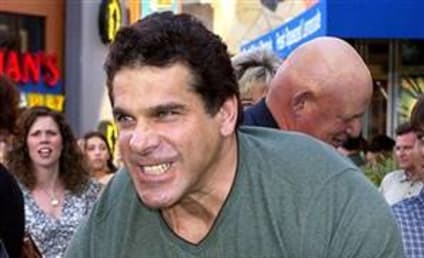 Lou Ferrigno to Guest Star on Chuck