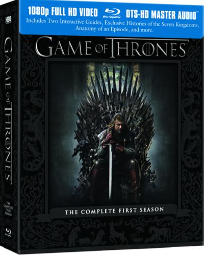 Game of Thrones DVD Pic