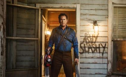 Ash vs Evil Dead Season 2 Episode 2 Review: The Morgue