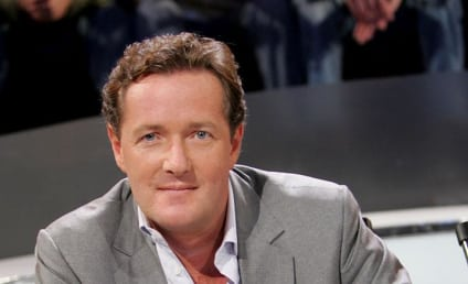 Piers Morgan Goes Off on David Hasselhoff, Heather Mills