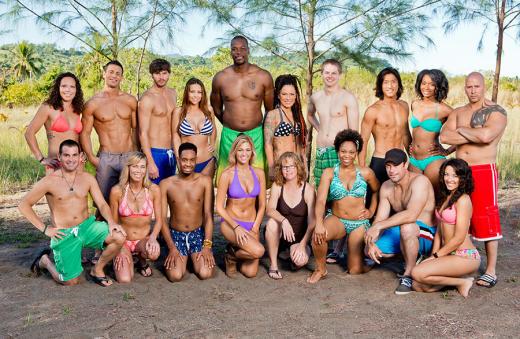 Survivor: Cagayan Cast Pic