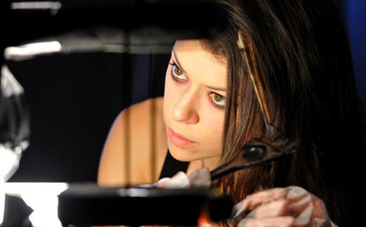 Tatiana Maslany in Action