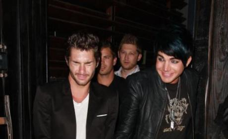 Drake LaBry: Dating Adam Lambert!