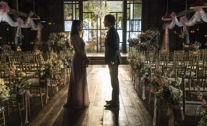 The Vampire Diaries Season 6 Episode 21 Review: I'll Wed You in the Golden Summertime