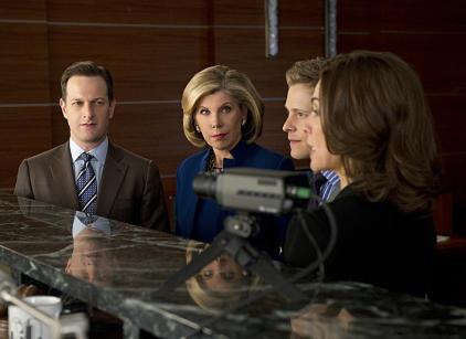 Watch The Good Wife Season 4 Episode 14 Online
