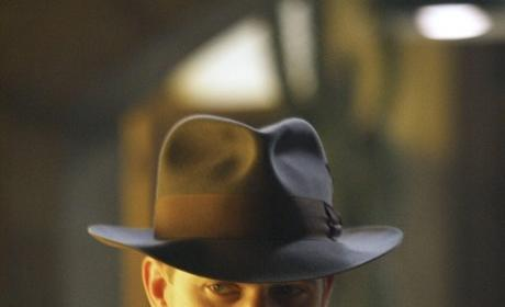 Peter in a Fedora