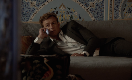 The Mentalist Sneak Peek: Is Lisbon Okay?