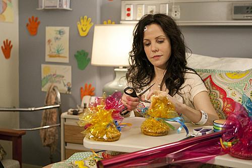 Nancy in the Hospital