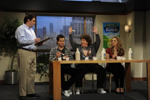 Melissa McCarthy on SNL