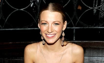 Blake Lively Sparkles in New York