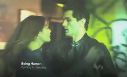 Being Human Promo: Coming to Syfy!