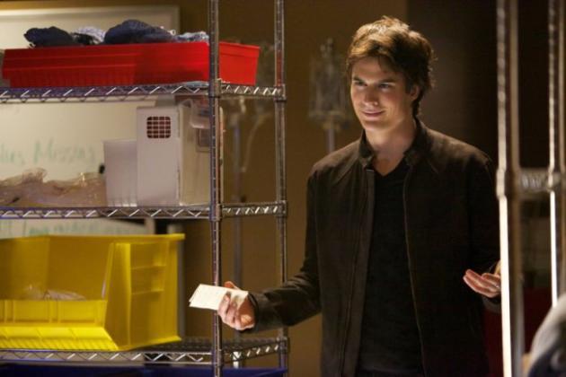 Classic Damon Salvatore