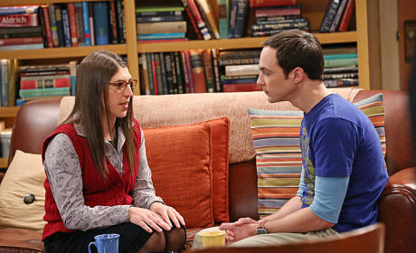 The Big Bang Theory Review: A Train Ride Surprise