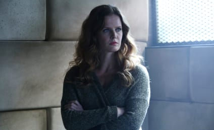 Once Upon a Time Post-Mortem: Rebecca Mader Previews Zelena's Plans, Baby Future