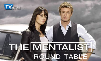 The Mentalist Round Table: Teresa Lisbon, Psychic Medium
