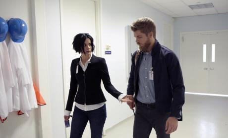 Jane And Roman On A Mission - Blindspot Season 2 Episode 6