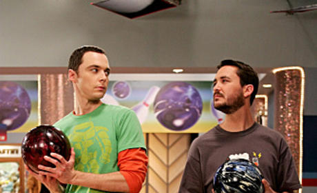 Sheldon vs. Wil Wheaton
