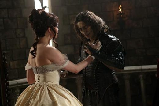 Rumplestiltskin and Young Cora