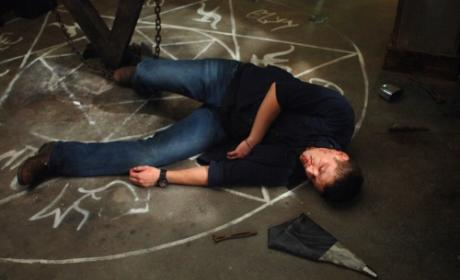 Dean on the Ground
