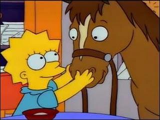 Lisa's Pony