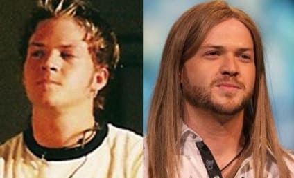 Robbie Carrico: Then and Now