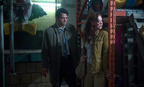 Sneak attack - Supernatural Season 11 Episode 3