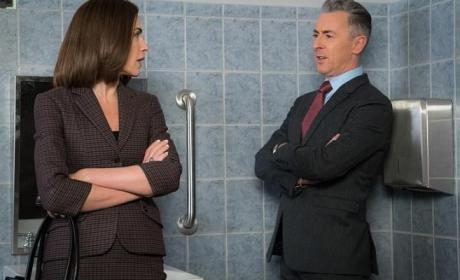 Watch The Good Wife Online: Season 7 Episode 16