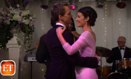 How I Met Your Mother Finale Sneak Peek: Welcome, Robin