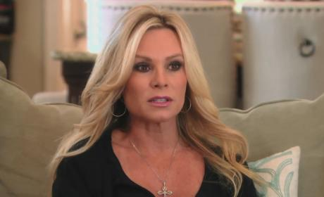 Tamra Seeks Spiritual Advice - The Real Housewives of Orange County