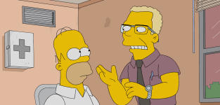 The Simpsons Season 26 Episode 21 Review: Bull-E