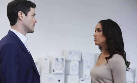 "Meghan Markle Teases Future of Rachel/Mike on Suits: ""It's Not Going To Be Easy..."""