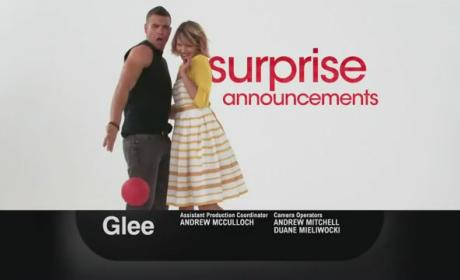 Glee to Return with a Proposal, a Proposition and Sam Shirtless