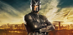 Arrow Season 4: First Look at Diggle Suited Up!