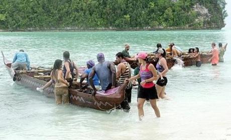 Survivor Spoilers, Photos for Micronesia