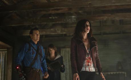 Ash vs Evil Dead Season 1 Episode 9 Review: Bound in the Flesh