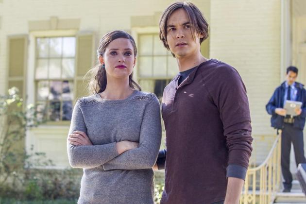 Olivia and Caleb