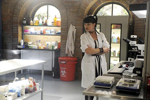 Pauley Perrette as Abby Sciuto Photo