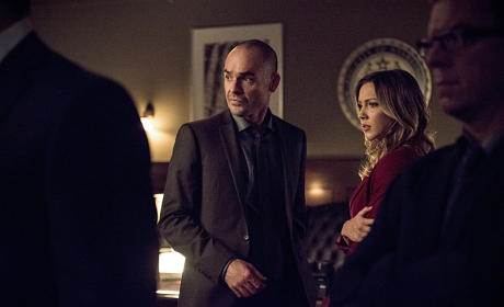 Father and Daughter - Arrow Season 3 Episode 11