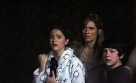 A Frightened Family