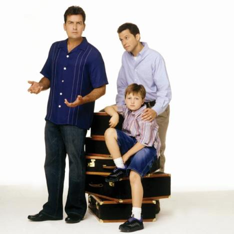 Charlie, Alan and Jake Promo Shot