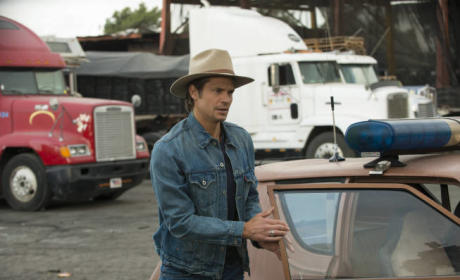Justified Season Premiere Photo