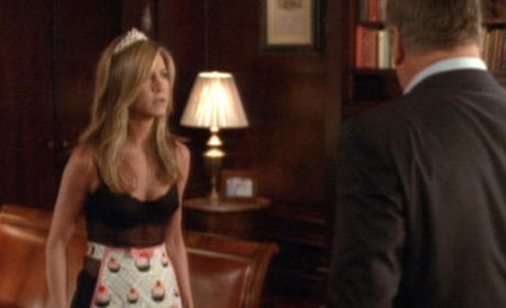 Jennifer Aniston on 30 Rock