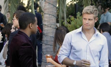 Who Should Play Teddy's Boyfriend on 90210?