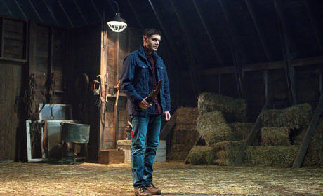 Supernatural Season 10 Episode 14 Picture Preview: First Blade Battle
