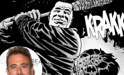 The Walking Dead Finds Its Negan!