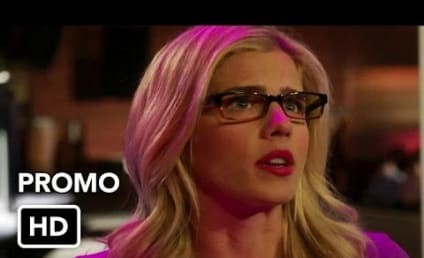 Arrow Promo: Bringing Down the House