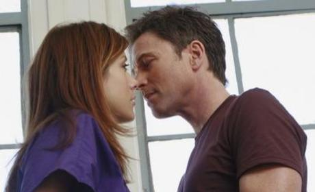 The Pete-Addison Kiss